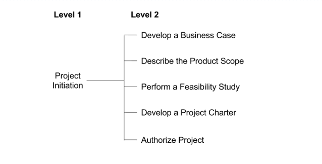 Initiation Process Hierarchy