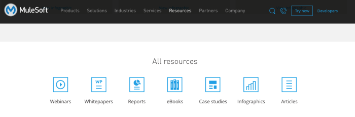 Mulesoft Resources