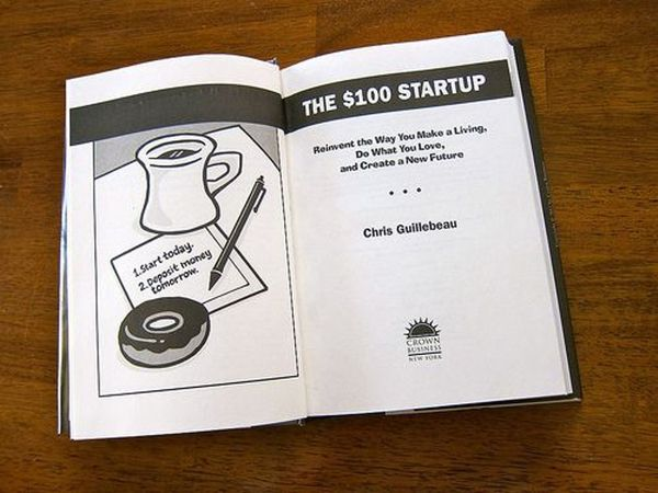 The $100 Dollar Startup