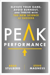 Peak Performance Book Cover